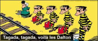 Que dit le plus grand des Dalton ?