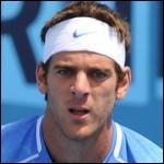 Ensuite, je vous présente ce joueur argentin de 24 ans, 7ème mondial. L'avez-vous reconnu ?