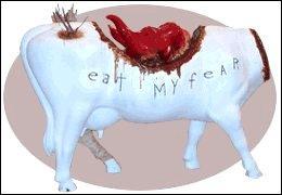 A quelle occasion cette vache fut-elle créee?