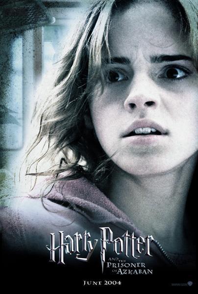 Harry Potter et le prisonnier d'Azkaban les différences film/livre