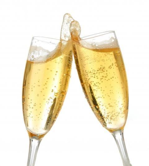 Champagne pour tout le monde ! ! !