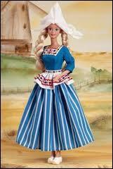De quelle origine est cette Barbie ?