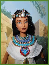 De quel pays d'Afrique du Nord vient cette Barbie ?