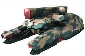 Quel est ce véhicule dans l'univers de  Metal Gear  ?