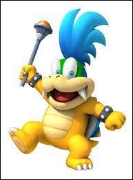 Qui est ce personnage de l'univers de  Mario  ?