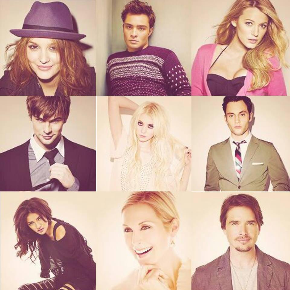 Gossip Girl - Les personnages