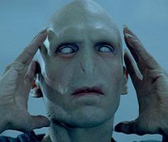 «Harry Potter» : Lord Voldemort