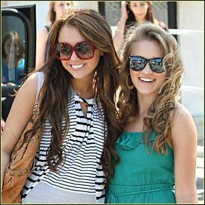 Qui est Lili pour Miley dans  Hannah Montana  ?