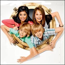 Dans l'épisode du  triangle des Bermudes , que se passe-t-il entre Zack et Cody dans la série  La Vie de croisière de Zack et Cody  ?