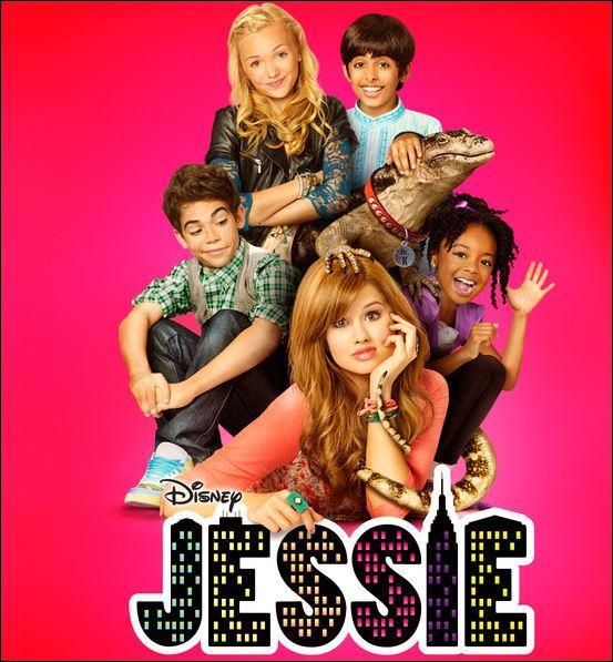 De qui Tony est-il amoureux dans  Jessie  ?