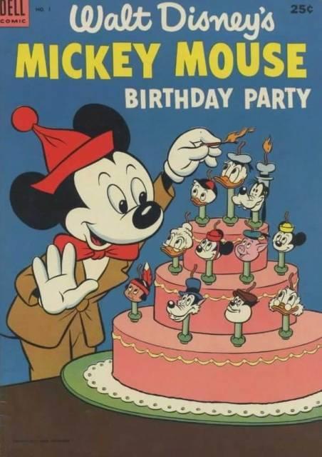 L'univers de Mickey Mouse et ses personnages