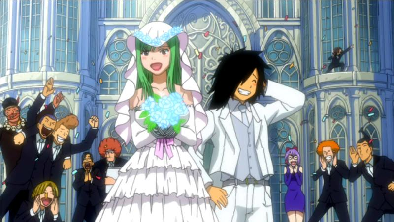 Quand Alzack et Biska se sont-ils mariés ?