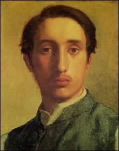 Je nais le 19 juillet 1834 à Paris et décède le 27 septembre 1917 dans cette même ville. Artiste-peintre  impressionniste , graveur, sculpteur et photographe, on me doit des œuvres comme  Ballet-l'étoile  (1878) ou  Les repasseuses  (1884). Qui suis-je ?