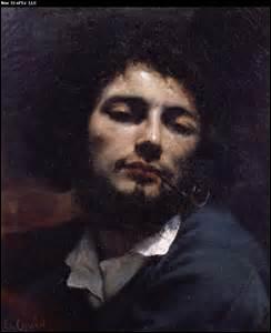 Je nais à Ornans (Doubs) le 10 juin 1819 et décède le 31 décembre 1877 à La Tour-de-Peilz (Suisse). Peintre, chef de file du courant  réaliste , je fais souvent scandale : engagé politiquement, je suis l'un des élus de la  Commune de Paris  accusée d'avoir fait renverser la colonne Vendôme. Réfugié en Suisse, j'y décède avant d'avoir remboursé. On me doit des œuvres comme  Le Hamac  (1844).