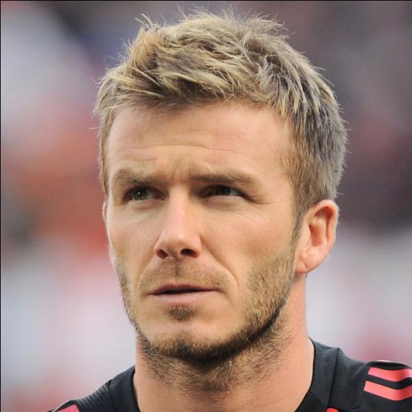 Dans quelle équipe a été transféré David Beckham en 2013 ?