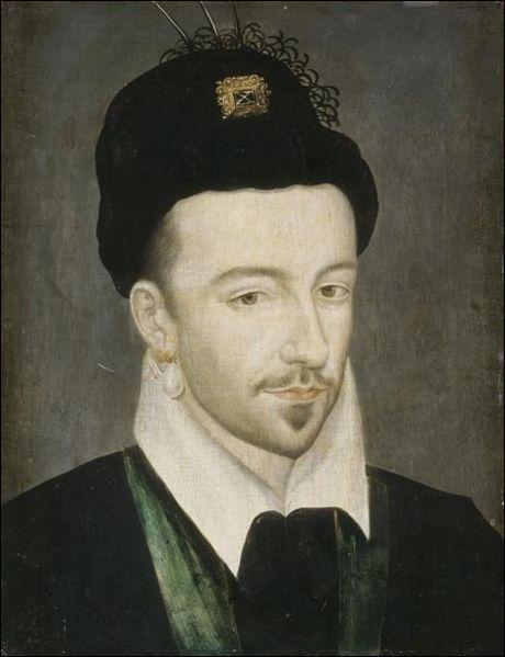 Le Roi Henri III fut Roi de Pologne puis de la France, quelle fut la date de son règne sur la France ?