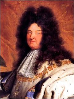 Louis XIV, connue pour être surnommé  Le Roi Soleil , quelle fut la date de son règne sur la France ?