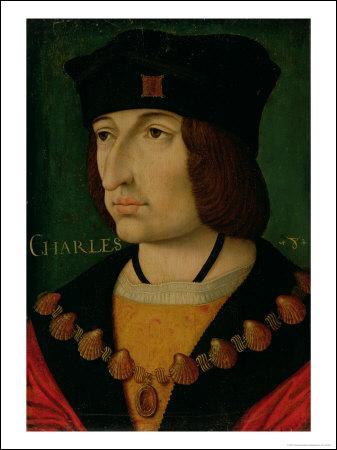 Charles VIII, quelle fut la date de son règne sur la France ?