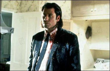 De quel film, est extraite cette photo de John Travolta?