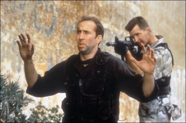 De quel film, est extraite cette photo de Nicolas Cage?