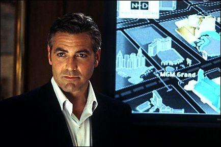 De quel film, est extraite cette photo de Georges Clooney?