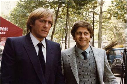 De quel film, est extraite cette photo de Gérard Depardieu?