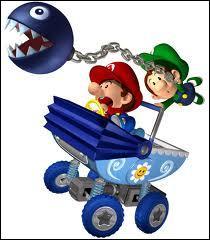 Quel est l'objet spécial de bébé Mario et bébé Luigi ?