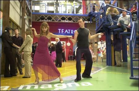 Que se passe t-il à la fin de cette danse ?