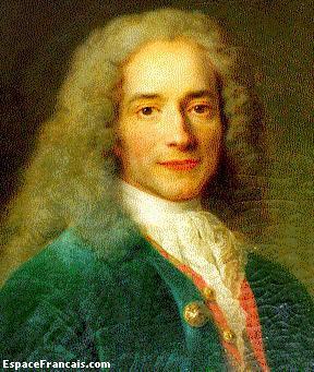 Un sacré personnage, Voltaire