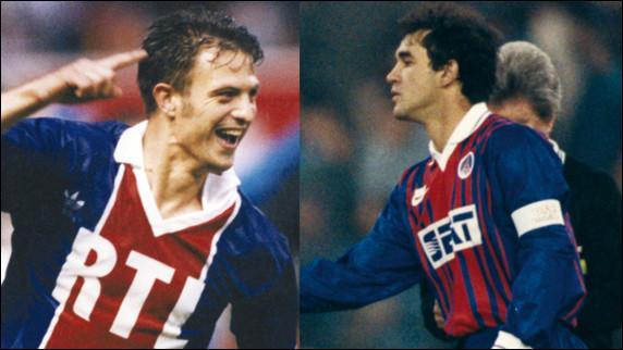 Ce n'est un secret pour personne, Alain Roche a joué au PSG mais n'a jamais fait partie de l'effectif de l'OM !