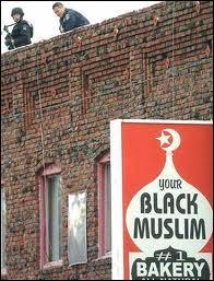 En contestation à la ségrégation et à l'histoire de l'esclavagisme, 1% de la population afro-américaine s'est convertie à l'islam, ce sont les black muslims. Sous quelle organisation extrémiste un grand nombre d'entre eux se rassemblent-ils notamment ?