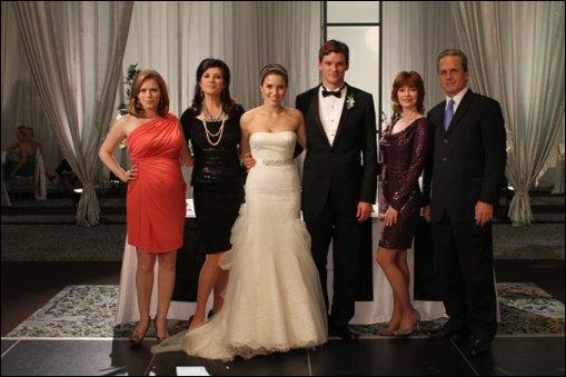 Qui est la demoiselle d'honneur de Brooke dans la saison 8 ?