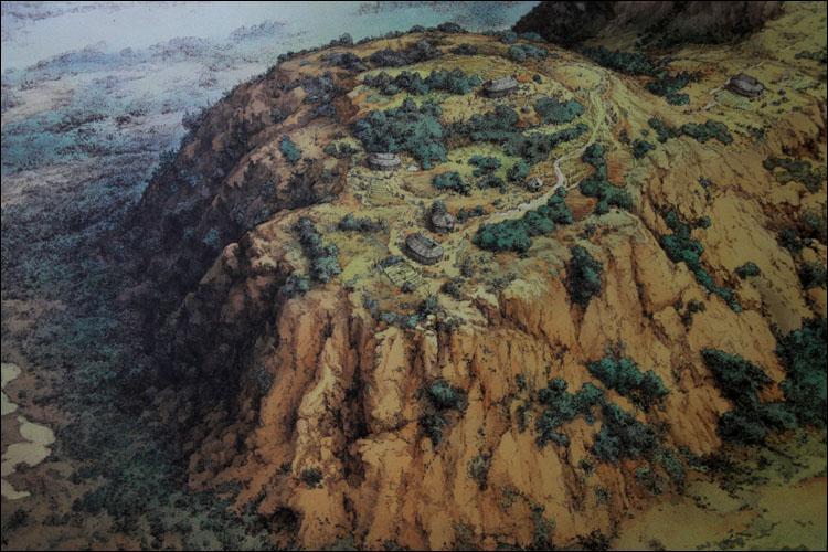 Sur combien de collines la ville de Rome est-elle bâtie ?
