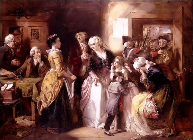 En juin 1791, lors de la fuite ratée de la famille royale, Louis XVI était déguisé en :