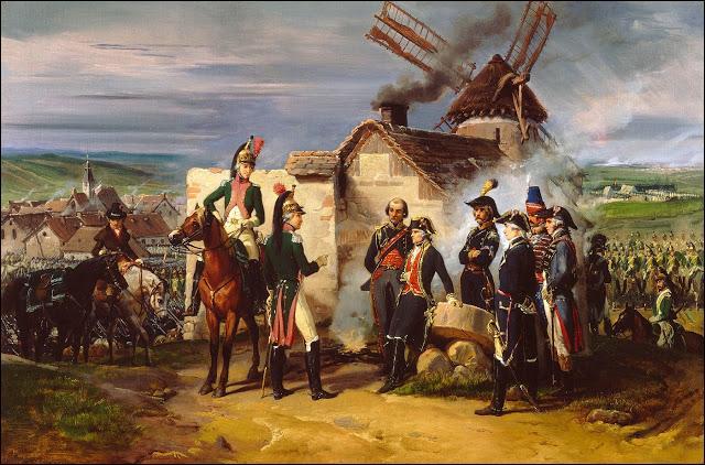 Quelle bataille, victoire des soldats de la République, s'est déroulée non loin de Verdun le 20 septembre 1792 ?