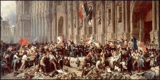 En quelle année a été proclamée la deuxième République ?
