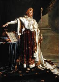 Quand Napoléon est-il sacré empereur ?