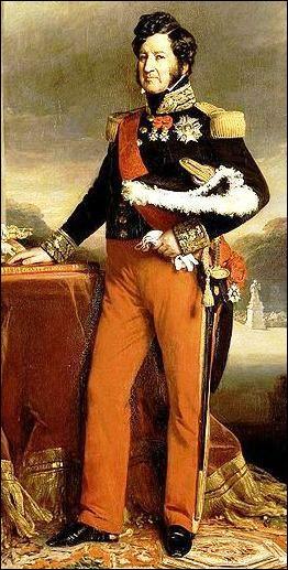 Quand Louis-Philippe devient-il le roi des Français ?