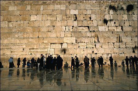 Le Mur des lamentations est l'un des principaux lieux de pèlerinage pour les juifs. Quelle est son origine ?