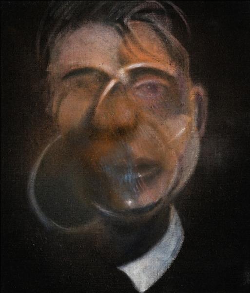 Ce peintreanglais né en Irlande, réalisa beaucoup d'autoportraits, de façon régulière, à partir de 47 ans, à sa manière bien personnelle. Qui est-il ?