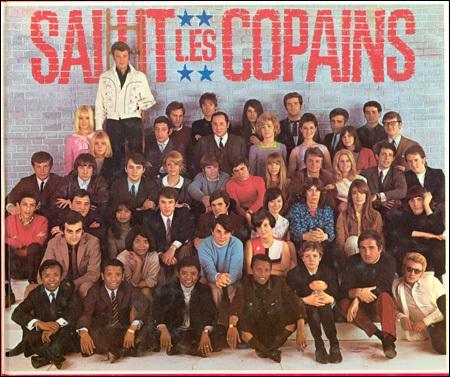 En quelle année a été créée l'émission  Salut les copains  ?