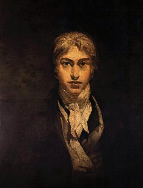 Mes toiles sont des explosions de lumière et de couleur. Vers 1800, c'était une toute nouvelle manière de peindre le paysage.