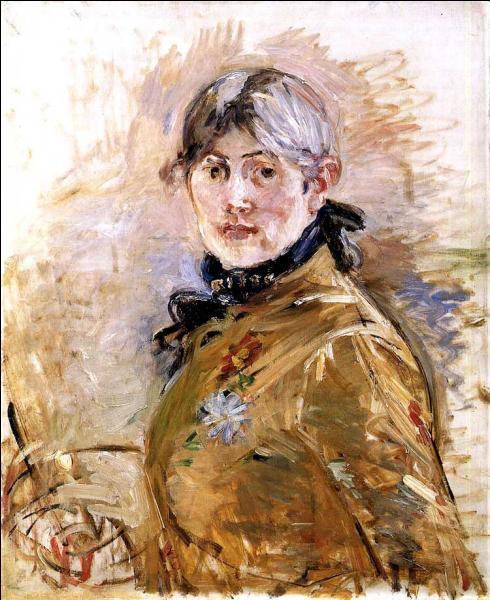 J'ai eu une liaison avec Edouard Manet, peintre impressionniste comme moi.