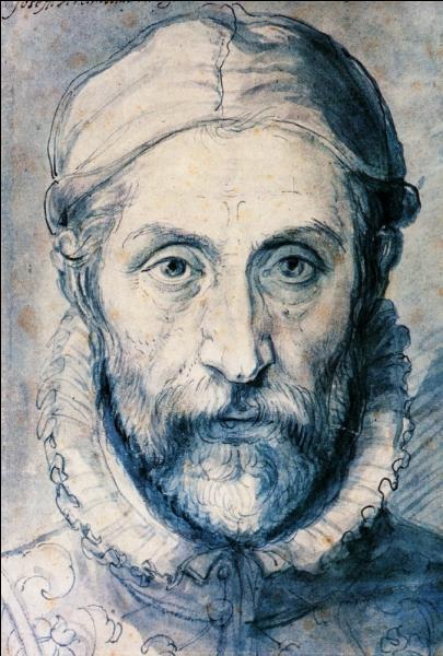 Artiste italien du XVIème siècle, j'ai une passion pour les fruits et légumes.
