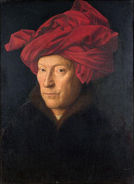 On dit que j'ai inventé la peinture à l'huile dans ma Flandre natale, au XVème siècle.