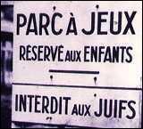 De nombreuses lois antisémites sont promulguées pendant le régime de Vichy. En quoi consistait la loi du 3 octobre 1940 qui fixait le premier statut des Juifs ?