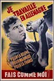 Ce dernier institue la Relève (envoi de trois ouvriers français à l'Allemagne en échange de la libération d'un prisonnier français), mais cela n'est pas suffisant aux besoins de l'Allemagne. Que crée-t-il alors en février 1943 ?