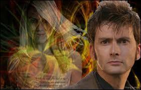 Le 10 ème Doctor Who est amoureux de :