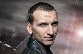 Qui joue le rôle du 9 ème Doctor Who ?