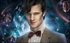 Qui joue le rôle du 11 ème Doctor Who ?
